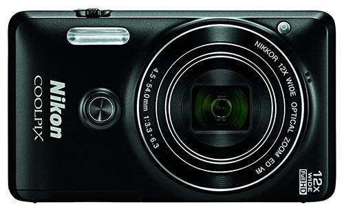 6. Nikon COOLPIX S6900 Digital Camera