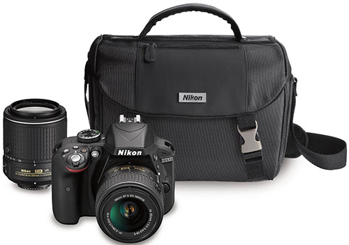 1. Nikon Zoom Lenses and Case