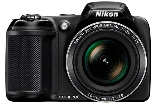 1. Nikon Coolpix L340 20.2 MP Digital Camera with 28x Optical Zoom and 3.0-Inch LCD
