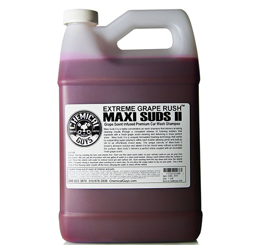 5. Super Suds Car Wash Soap & Shampoo