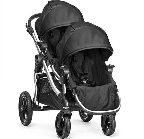 7. Baby Jogger City Select with 2nd Seat
