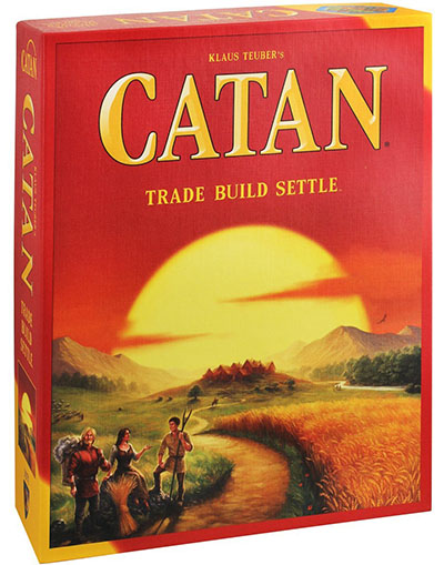 3. Catan 5th Edition