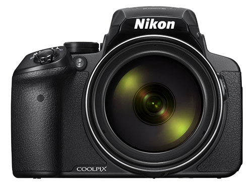 2. Nikon COOLPIX P900 Digital Camera With 83X Optical Zoom And Built In WiFi(Black)