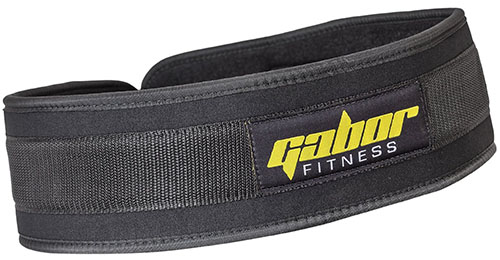 7. Low Profile Weightlifting Lifting Belt
