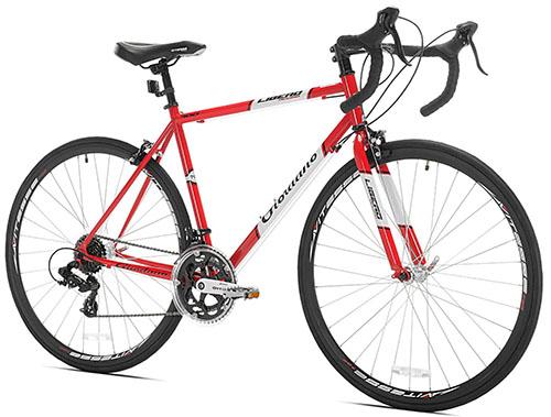 2. Giordano Libero Acciao Road Bike