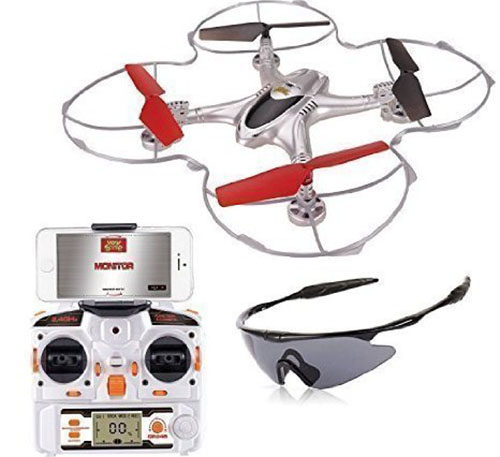 5. Holy Stone Quadcopter Drone with Wifi Camera