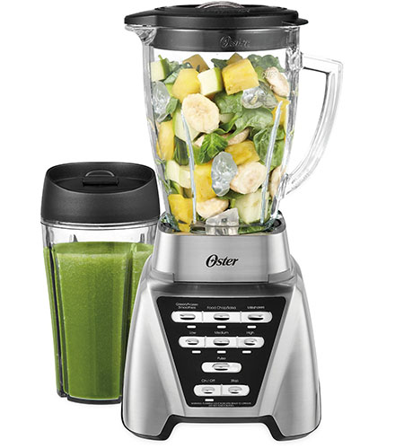 5. Oster Pro 1200 Blender Plus 24 oz Smoothie Cup