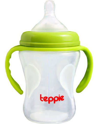 5. Baby Bottle by Teppie