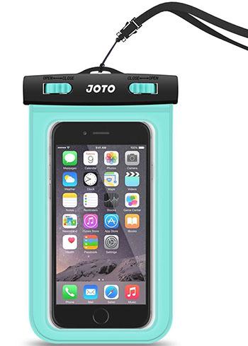 6. Waterproof Cell Phone Dry Bag Case