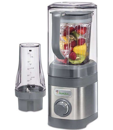 7. Jamba Appliances 58916 Quiet Shield Blender Jar