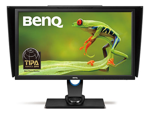 1. BenQ 27-inch IPS Quad High Definition LED Monitor