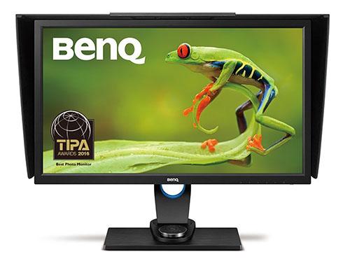 1. BenQ 27-inch IPS Quad High Definition LED Monitor