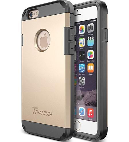 2. iPhone 6 Case, Trianium