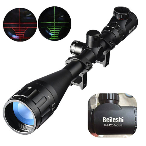 4. Beileshi OEG Optics Hunting Rifle Scope