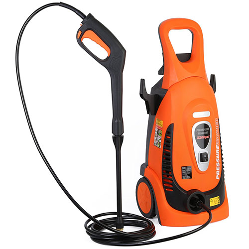 2.  Ivation Electric Pressure Washer