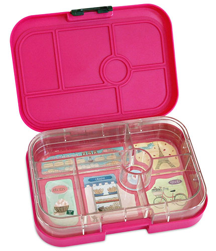 5. YUMBOX Leakproof Box Container