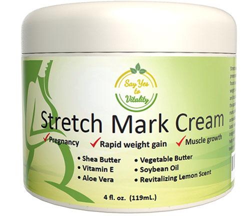 5. Best Moisturizing Stretch Mark Cream for Men/Women