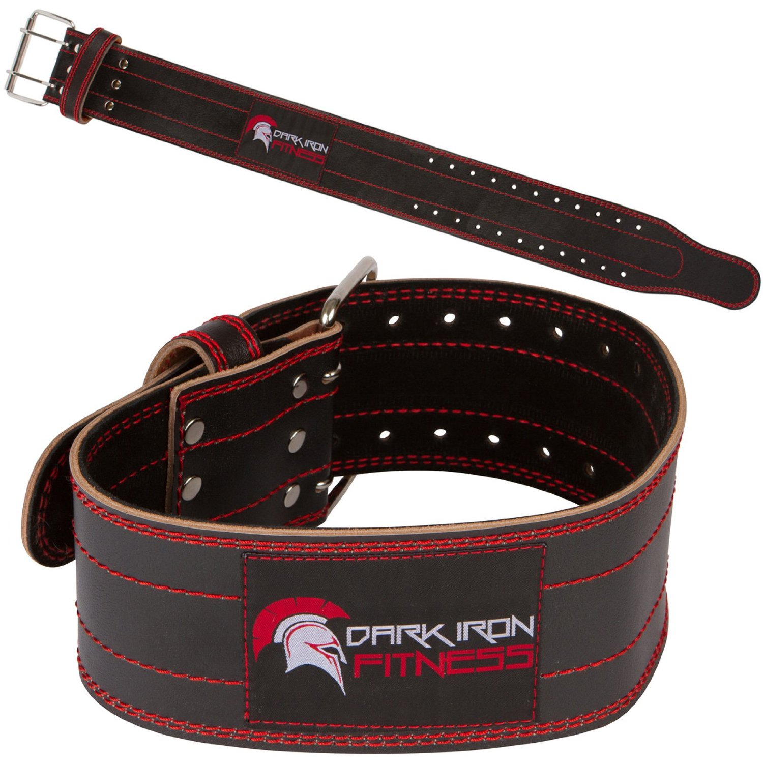 3. Leather Pro Weight lifting Belt