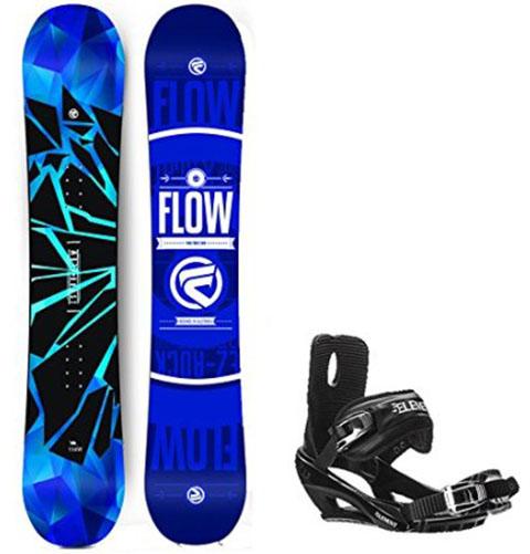 6. Flow 2021 Burst Men's Snowboard