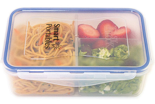7. Smart Portables Meal Prep Container