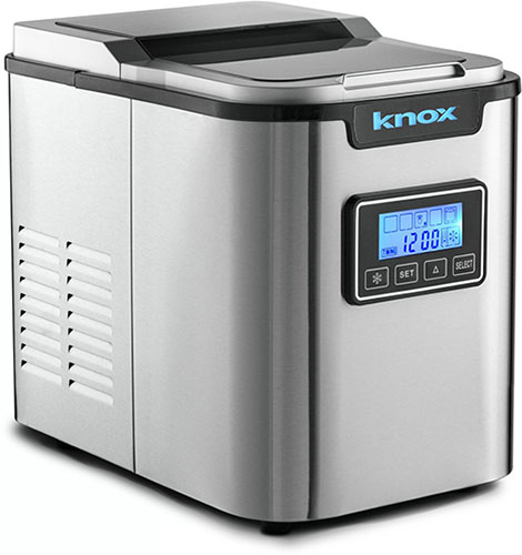 2. Knox Portable Ice Maker