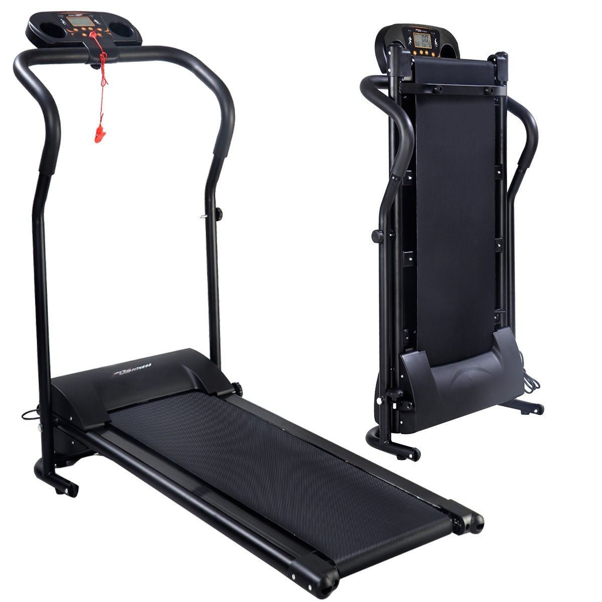 2. Power Motorized Jogging Machine