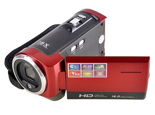 1. 16MP Digital Video Camcorder Camera
