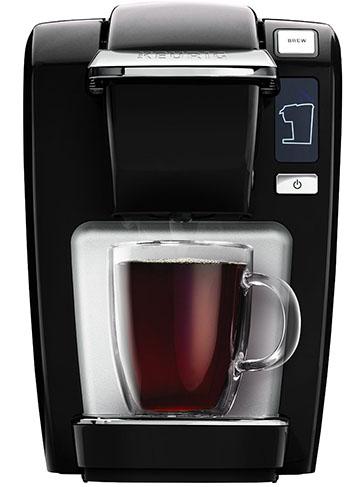 5. Keurig K15 Coffee Maker, Black (New Packaging)
