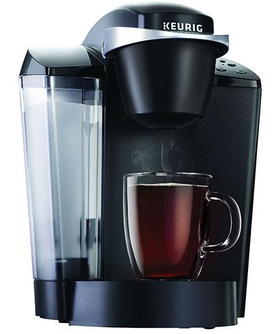 1. Keurig K55 Coffee Maker, Black