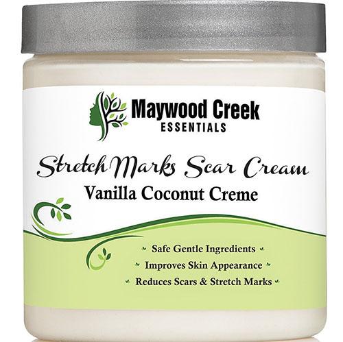 1. Stretch Mark Removal & Scar Cream 8 OZ