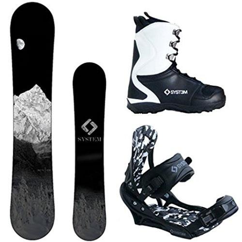 5. Complete Men's Snowboard Package