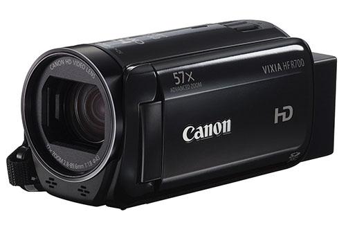 4. Canon VIXIA HF R700 Camcorder
