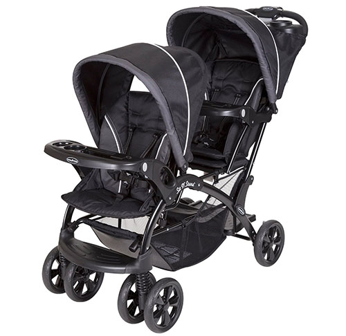 4. Baby Trend Sit and Stand Double Stroller