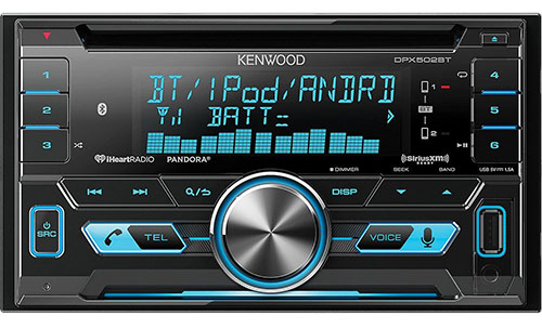 3. Receiver with USB Interface and Bluetooth