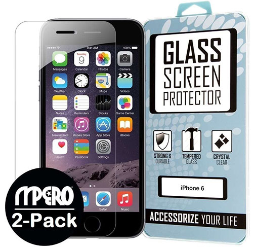6. iPhone 6 / iPhone 6S GLASS Screen Protector Covers