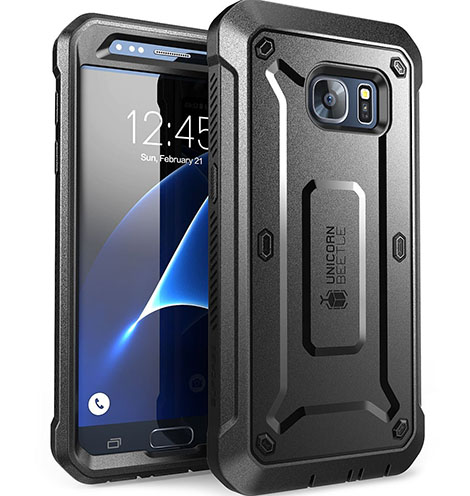 4. Galaxy S7 Case, SUPCASE