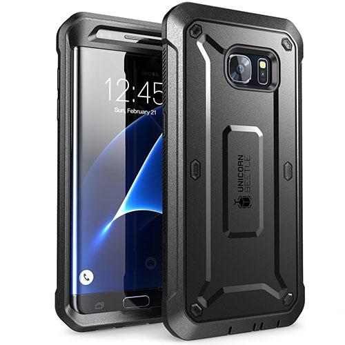 6. Galaxy S7 Edge Case, SUPCASE