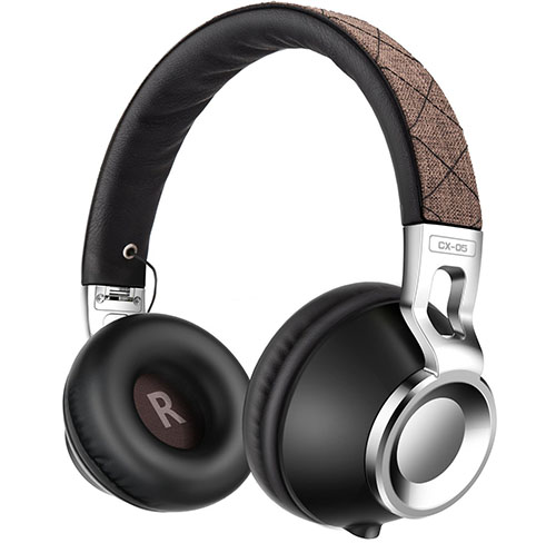 5. Intone Noise Isolating Headphones