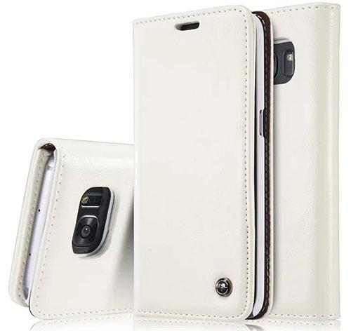 7. S7 edge Case, Galaxy S7 edge Wallet Case