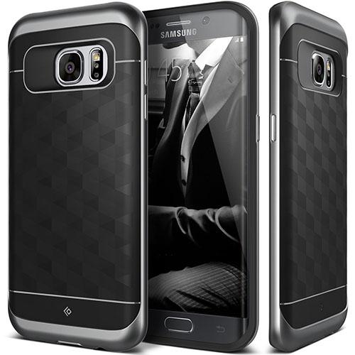 7. Galaxy S7 Edge Case, Parallax Series