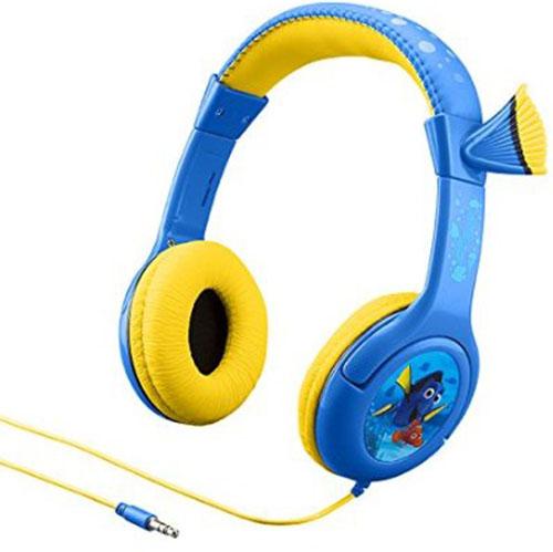 6. Finding Dory Stereo Headphones