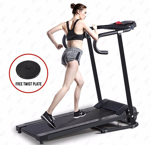 5. Treadmill Fitness Exercise Home Gym