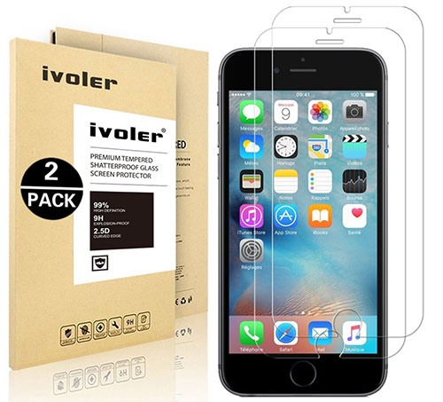 2. iVoler for iPhone 6 / 6S-3D Touch Compatible
