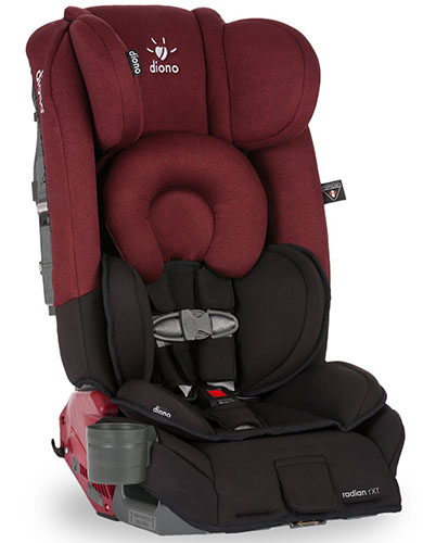 6. Radian RXT Convertible Car Seat