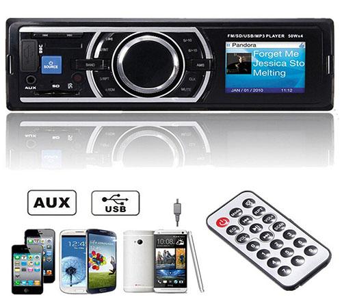 7. UNHO Car Audio Stereo