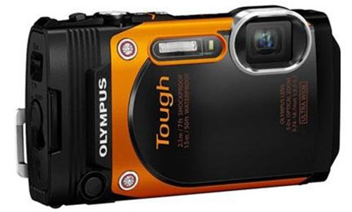 5. Olympus TG-860 Tough Waterproof Digital Camera