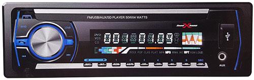 1. SoundXtreme In-Dash Digital Media Receiver