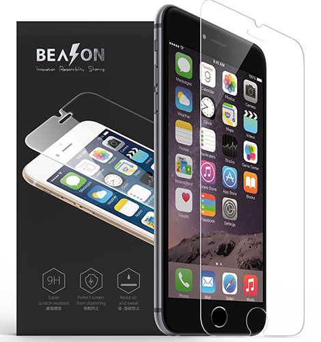4. BEASON iPhone 6 Plus Screen Protector