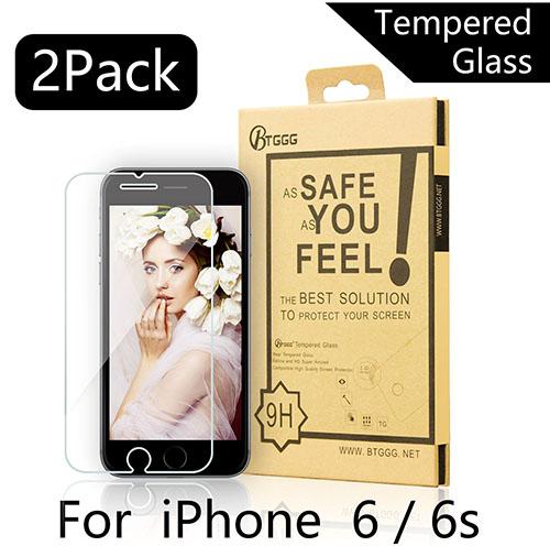 4. iPhone 6 Screen Protector, BTGGG