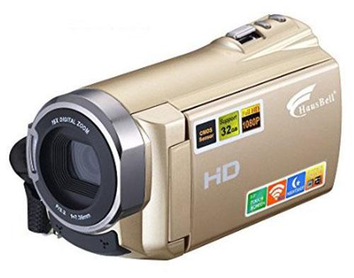 3. Full HD Wifi Digital Video Camera